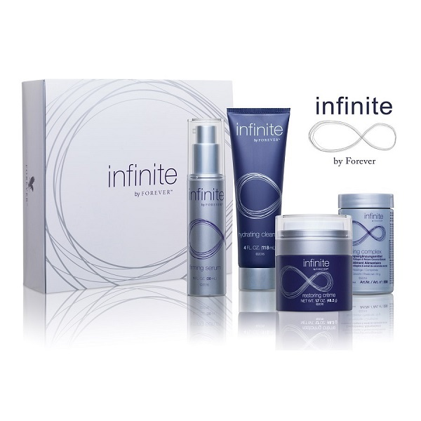 Forever Aloe Infinite Advanced Skincare System – Αντιγήρανση